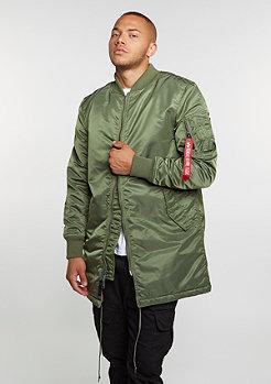 Winterjacke MA-1 Coat sage green