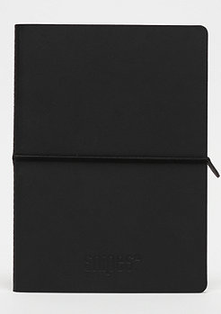 SNIPES Notebook Premium black