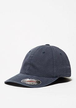 Baseball-Cap Garment Washed Cotton Dad navy