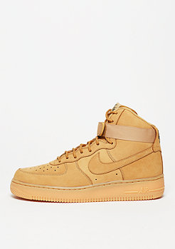 NIKE Air Force 1 High 07 LV8 Wheat Pack FLAX/FLAX-OUTDOOR GREEN-GUM LIGHT BROWN