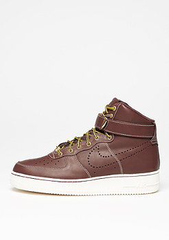 NIKE Basketballschuh Air Force 1 High 07 LV8 team red/team red/sail