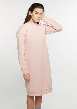 adidas Kleid 3 Stripes Crew Neck Dress vapour pink