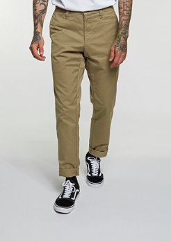 Chino-Hose Sid leather