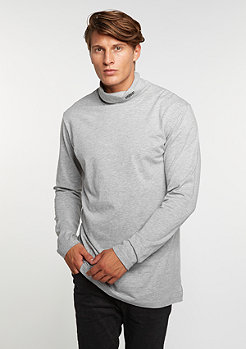 SNIPES Longsleeve Turtleneck heather grey