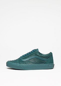 VANS Schuh Old Skool DX Mono Python atlantic deep
