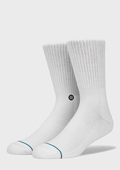 Stance Fashionsocke Icon white/black