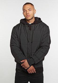Urban Classics Übergangsjacke Basic Quilt Bomber black
