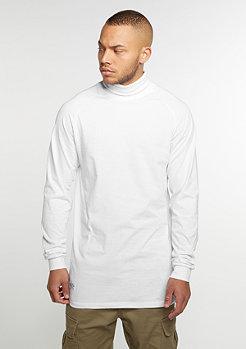 Longsleeve Core Mocknet white