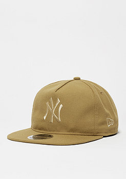New Era Tonal Unstructured MLB New York Yankees wheat