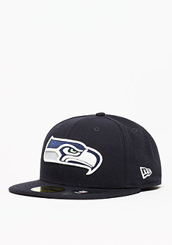 Fitted-Cap GITD Fitted NFL Seattle Seahawks navy