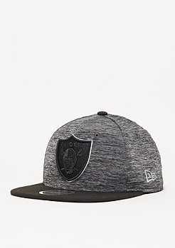 New Era Snapback-Cap Sports Jersey NFL Oakland Raiders official team colour