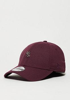 New Era Metal Mini Logo MLB New York Yankees maroon