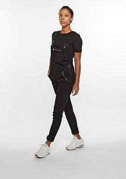 Cheap Monday Dungaree Zip black
