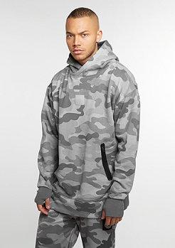 Hooded Sweatshirt Millennivm Loose Fit stone camo/ reflective grey