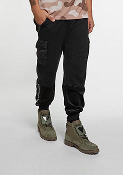 Trainingshose Series Cargo black/black