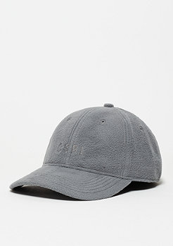 Cayler & Sons Baseball-Cap BL Curved Cap First Division grey sherpa/grey