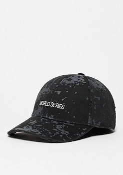 Cayler & Sons Baseball-Cap BL Curved Cap Series black camo/white