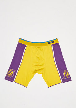 Stance Los Angeles Lakers yellow