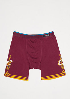 Stance Cleveland Cavaliers burgundy
