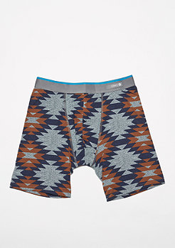 Stance Boxershort The Del Mar Temple Geo grey