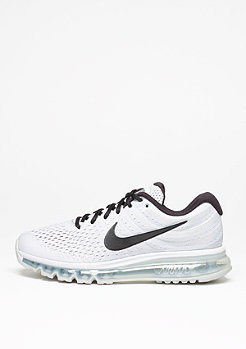 NIKE Laufschuh Air Max 2017 Running white/black/pure platinum