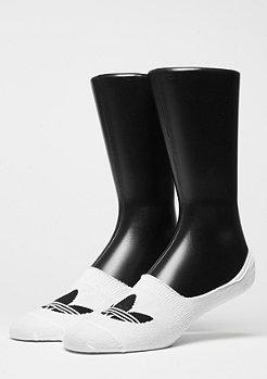 Sport-Socke Low Cut white