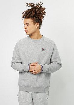 Sweatshirt Heritage Line Pozzi heather grey