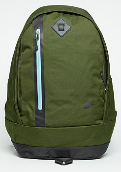 NIKE Rucksack Cheyenne 3.0 Solid legion green/mica blue/black