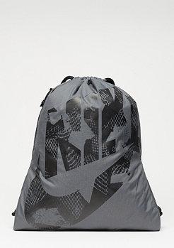 Turnbeutel Heritage dark grey/black/black