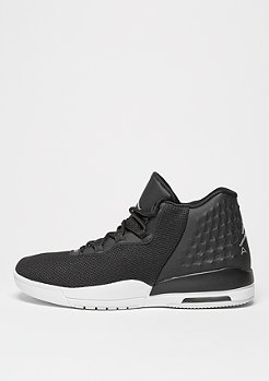 JORDAN Basketballschuh Academy black/metallic silver/white