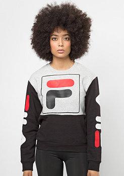 Sweatshirt Urban Line Date Crew light grey