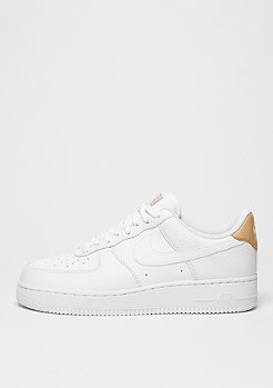 NIKE Basketballschuh Air Force 1 '07 LV8 white/white/gum light
