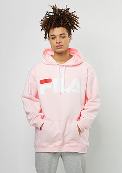 Fila Hooded-Sweatshirt Urban Line Basic Classic Logo Kangaroo blush bri