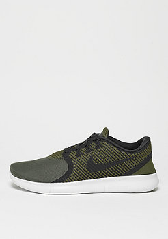 Laufschuh Free Run Commuter cargo khaki/black/off white