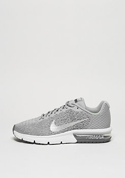 NIKE Laufschuh Wmns Air Max Sequent 2 wolf grey/metallic silver/cool grey