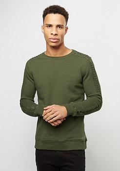 Black Kaviar BK Sweatshirt Sokof kaki