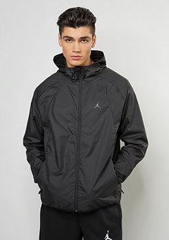 JORDAN Sportswear Wings Windbreaker black/black