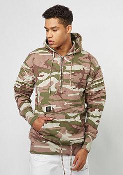 Cayler & Sons Hooded-Sweatshirt CSBL Pleated Loose Fit mc