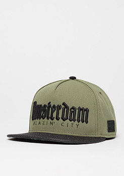 Cayler & Sons C&S WL Cap Amsterdam olive