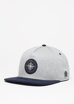 Cayler & Sons Snapback-Cap CL Navigating grey
