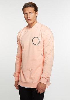 Criminal Damage CD Sweater Dragon pink/multi