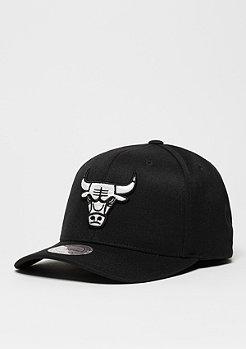 Basketball-Cap Black & White Logo 110 NBA Chicago Bulls black