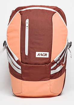 Aevor Sportspack Red Dusk wine/coral