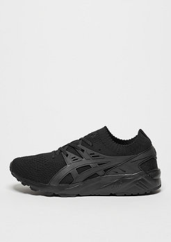 asics Tiger Schuh Gel-Kayano Trainer Knit black/black