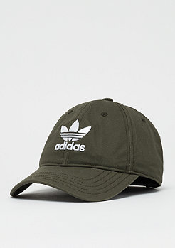 adidas Baseball-Cap Trefoil night cargo/white
