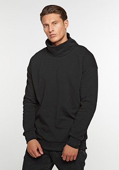 Flatbush Sweatshirt Oversized Crew black