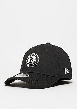 New Era Baseball-Cap 39Thirty NBA Brooklyn Nets black
