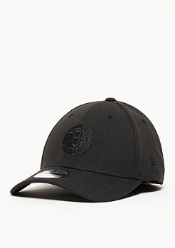 New Era Baseball-Cap 39Thirty BOB NBA Brooklyn Nets black/black