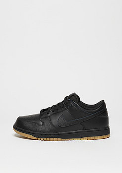NIKE Basketballschuh Wmns Dunk Low black/black/dark grey