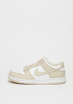 NIKE Basketballschuh Wmns Dunk Low white/oatmeal